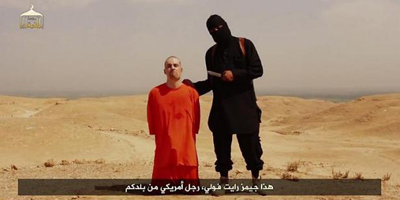 Islamic State beheads US journalist