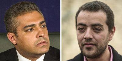 Al-Jazeera journalists walk free in Egypt after Sisi pardon