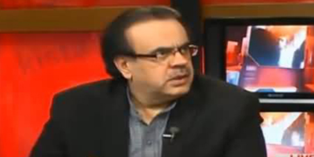 Job-hopping Dr. Shahid Masood returns to NewsOne