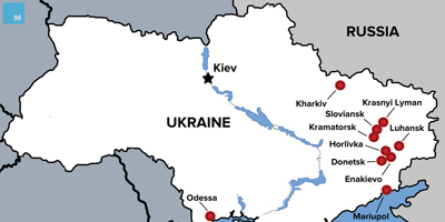 Russian journalist murdered in Eastern Ukraine