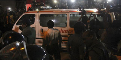 Journalist shot in Bangladesh after funeral for hanged opposition leader