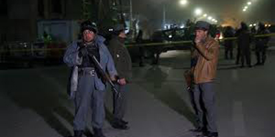 Afghan journalist wounded in French center attack dies