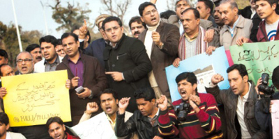 Journos condemn attack on Express team