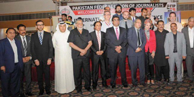 Karachi Declaration urges government to ensure safety of journalists