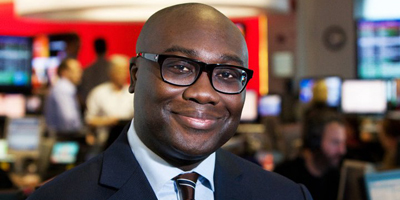 BBC TV presenter Komla Dumor dies at 41