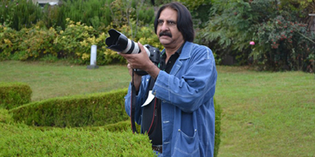 Legendary photojournalist Azhar Jafri passes away