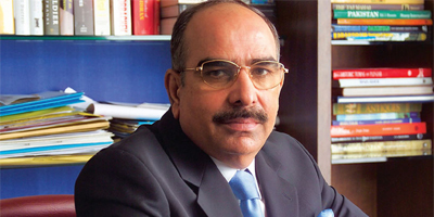 Malik Riaz reacts angrily to Dawn story