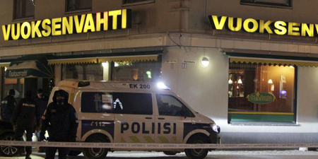 Mayor, two journalists shot dead in Finland