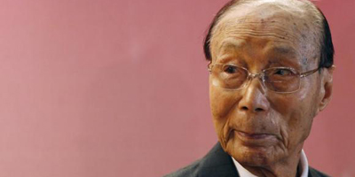 Hong Kong media mogul Run Run Shaw dies