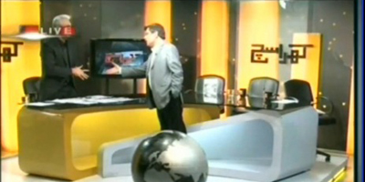 Mubasher Lucman ends television career
