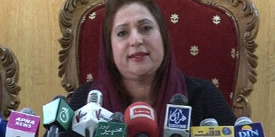 - Musarrat Shaheen joins F Block struggle