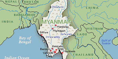 Myanmar arrests five journalists
