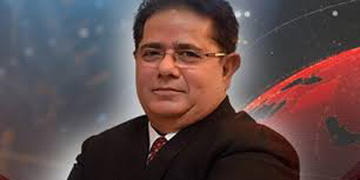 Nasir Baig formally assumes charge at 92 News Television