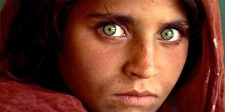 National Geographic 'Afghan girl' arrested