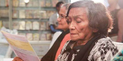 Journalist Naushaba Burney passes away