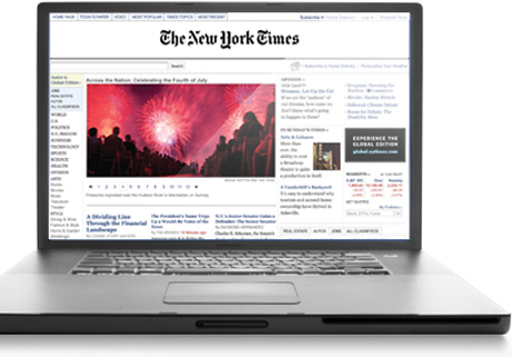New York Times in talks to sell About.com