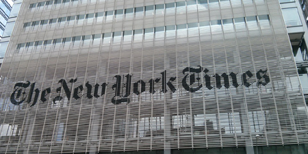 New York Times offers buyouts to newsroom employees