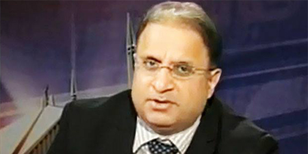 Newspaper columns attempt to clarify corruption allegations against Rauf Klasra