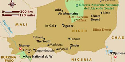 Niger releases detained journalists