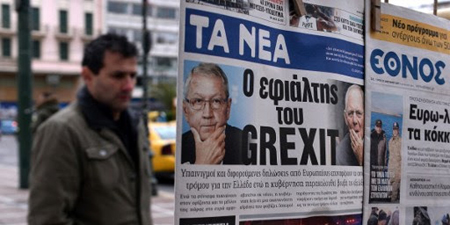 Oldest papers in Greece cease publication after collapse of powerful media group