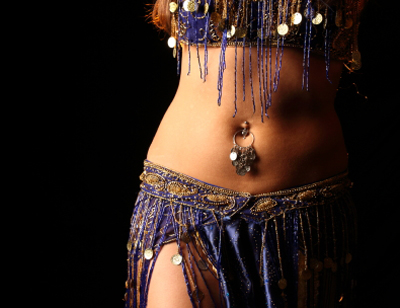 Owner of belly dancing TV station arrested