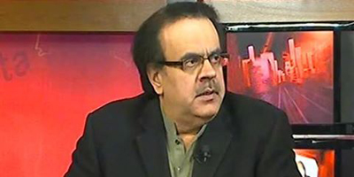 PEMRA acts on Dr. Shahid Masood's complaint