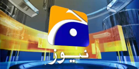 PEMRA serves notice on Geo