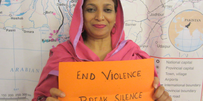 Orange the World: End Violence Against Women and Girls