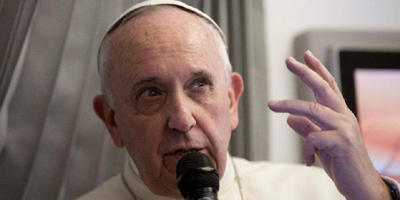 Pope on Charlie Hebdo: There are limits to free expression