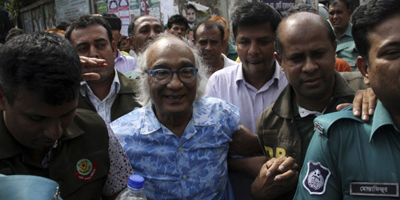 Press freedom groups demand release of Bangladeshi journalist