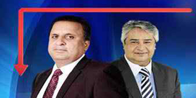 Klasra, Mateen return to 92 News
