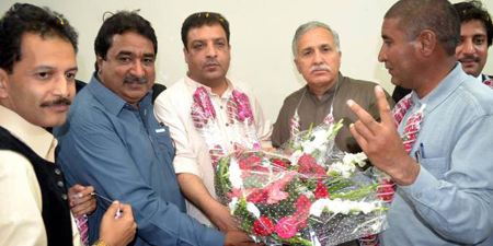 Raza Al Rehman elected President of Quetta Press Club