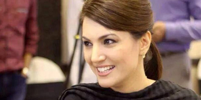 No politics as Reham Khan prepares to return to TV screen