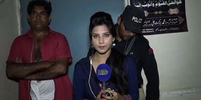 Samaa crew manhandled, beaten