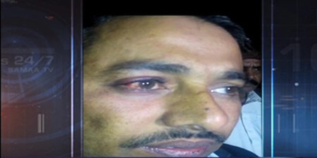 Samaa journalist in Sukkur abducted and tortured