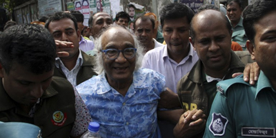 Second prominent Bangladeshi editor arrested this year