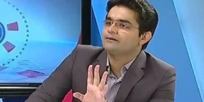 Shahzeb Khanzada leaving Express News to join Geo
