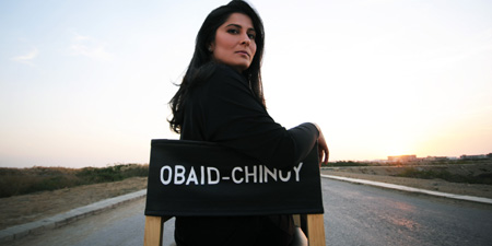 Sharmeen Obaid-Chinoy and Syrian photojournalist al-Masri win Knight International Journalism Award