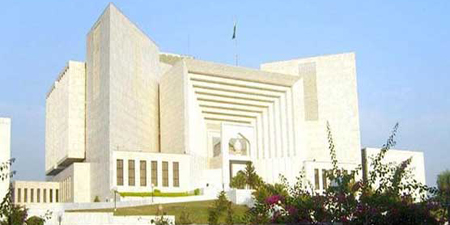 Supreme Court takes notice of Bahria Enclave incident
