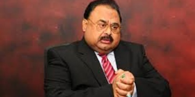 TV channels stop live broadcast of Altaf Hussain's speeches