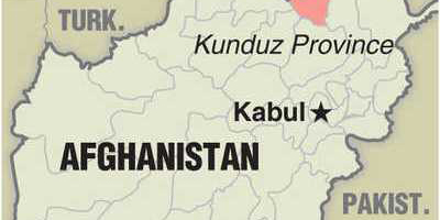 Taliban attack media house in Kunduz