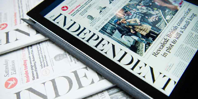 Final print edition of UK's Independent hits the newsstands