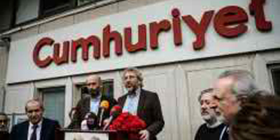 Turkish journalists go on trial in landmark press freedom case