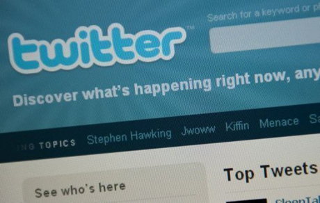 Twitter clocks half-billion users