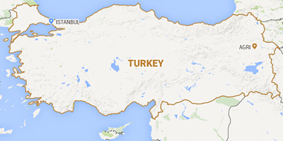 Two British journalists detained in southeast Turkey