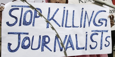 UNESCO alarmed over safety of journalists