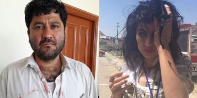 VOA journalists beaten in Pakistan and Iraq