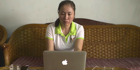 Vietnam sentences blogger to 10 years in prison