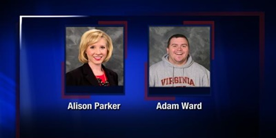 Virginia TV journalists killed in on-air shooting; suspect shoots self