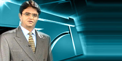 Why did Kamran Khan part ways with Geo?